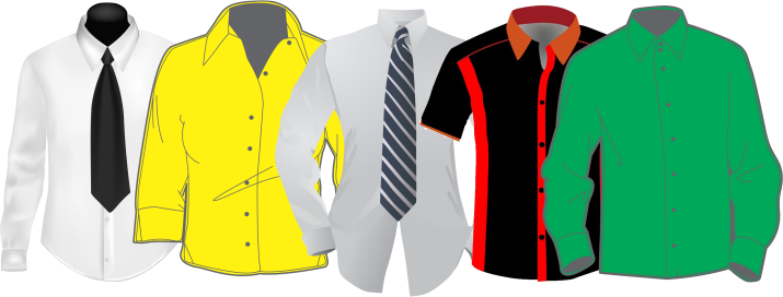 Formal Shirts, Custom Short Sleeve Shirts, Shirt Uniforms